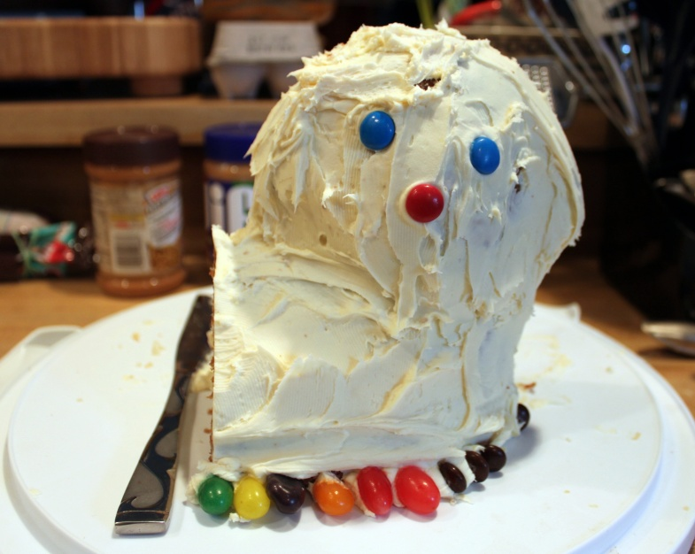 Goodbye Lamb Cake